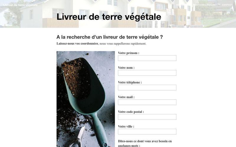 Faites appel à un pro pour une livraison de terre végétale